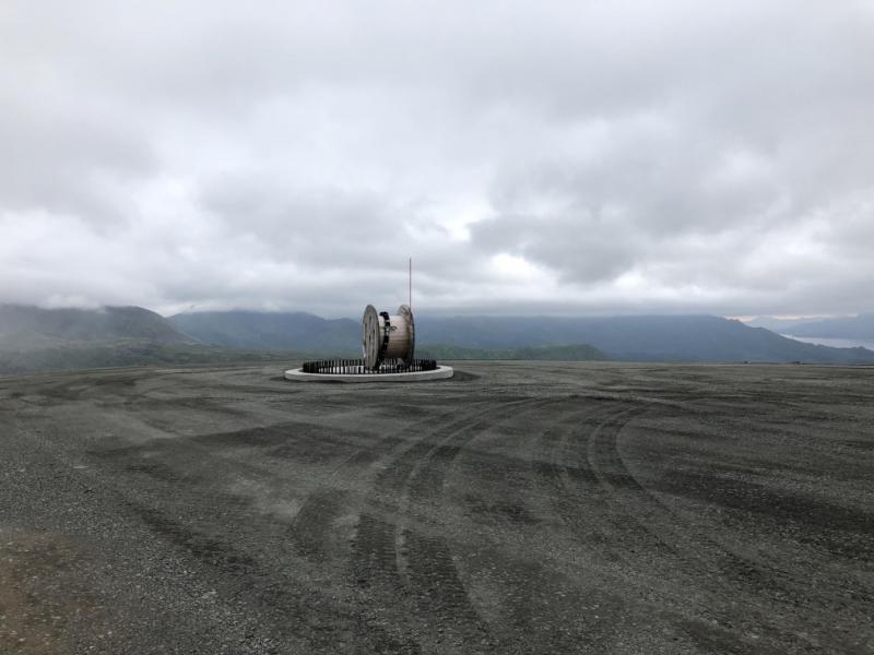 Ånstadblåheia Vindmøllepark – Nærmer seg avslutning
