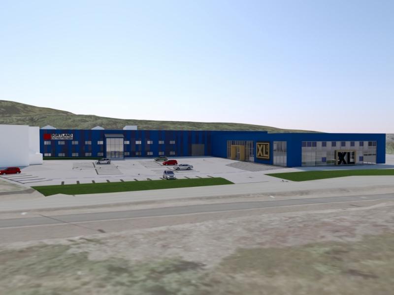 XL-Bygg Sortland – Planleggingen er i gang