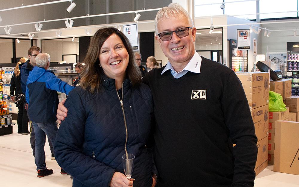 Ny butikk XL-BYGG Sortland