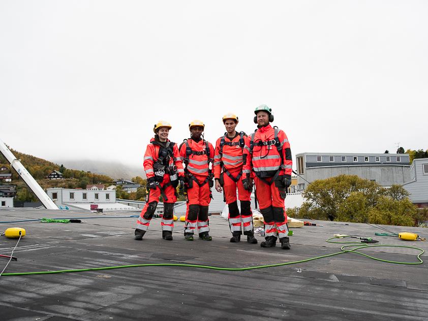 Sortland Entreprenør er 1 av 33 Gaselle-bedrifter i Vesterålen