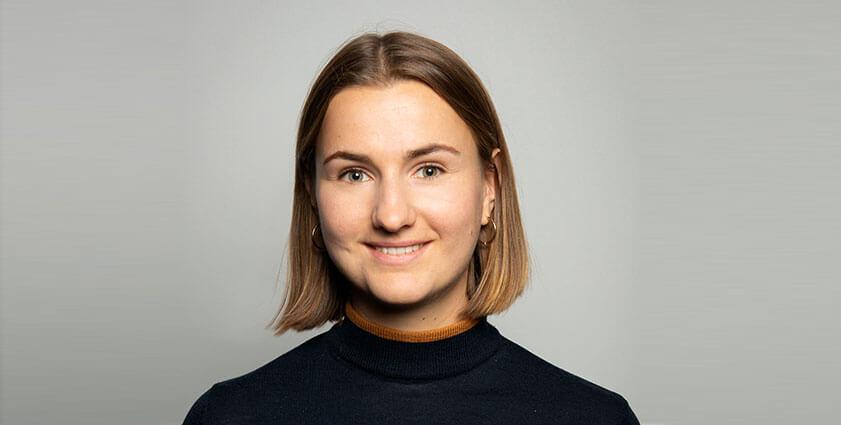 Hils på Gudrun, vår nye prosjektleder trainee!