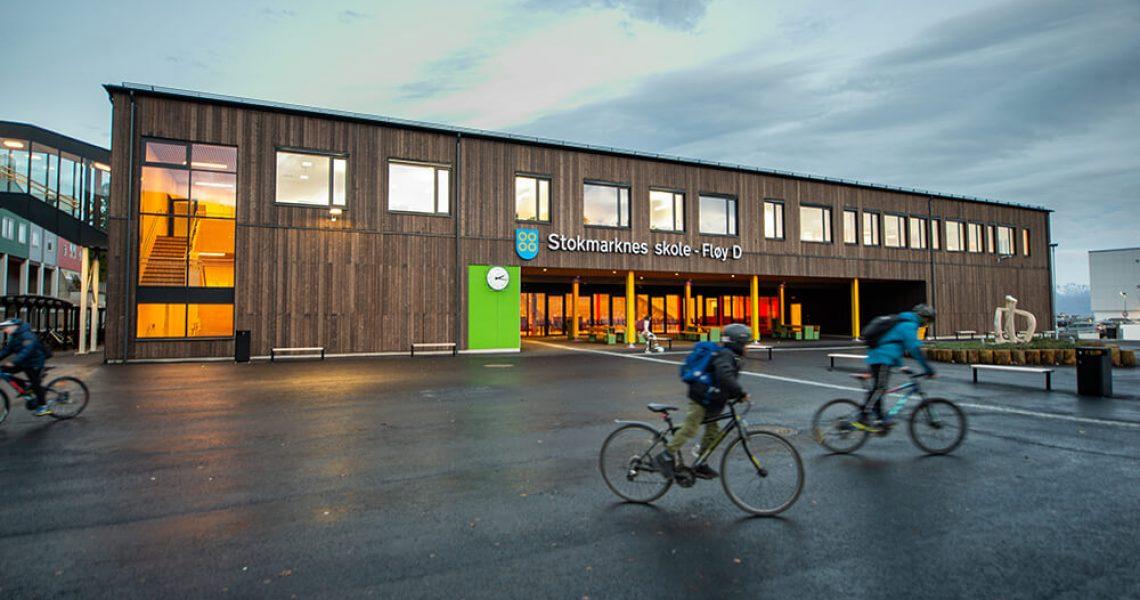 Stokmarknes Ungdomsskole